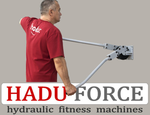Fitness Machine HADU-FORCE Parallel bars