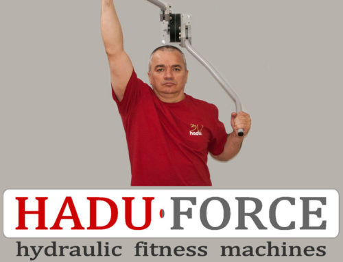 Fitness Machine HADU-FORCE Skier