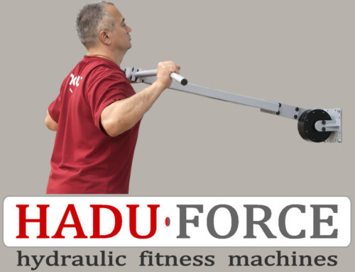 Fitness Machine HADU-FORCE Crossbar