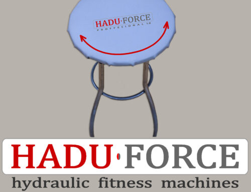 Тренажер HADU-FORCE Гидравлический стул