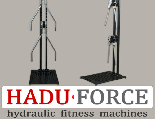 HADU-FORCE Floor stand