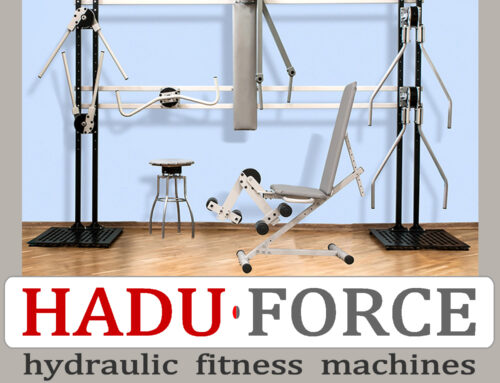 Fitness Machine HADU-FORCE Deadlift